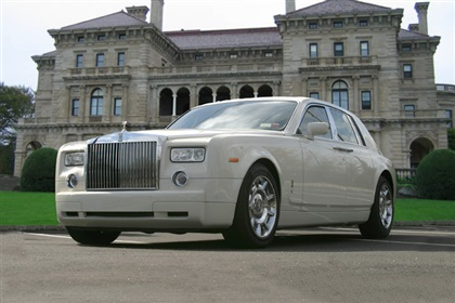 rolls royce phantom v luxury car and limo serviceall star