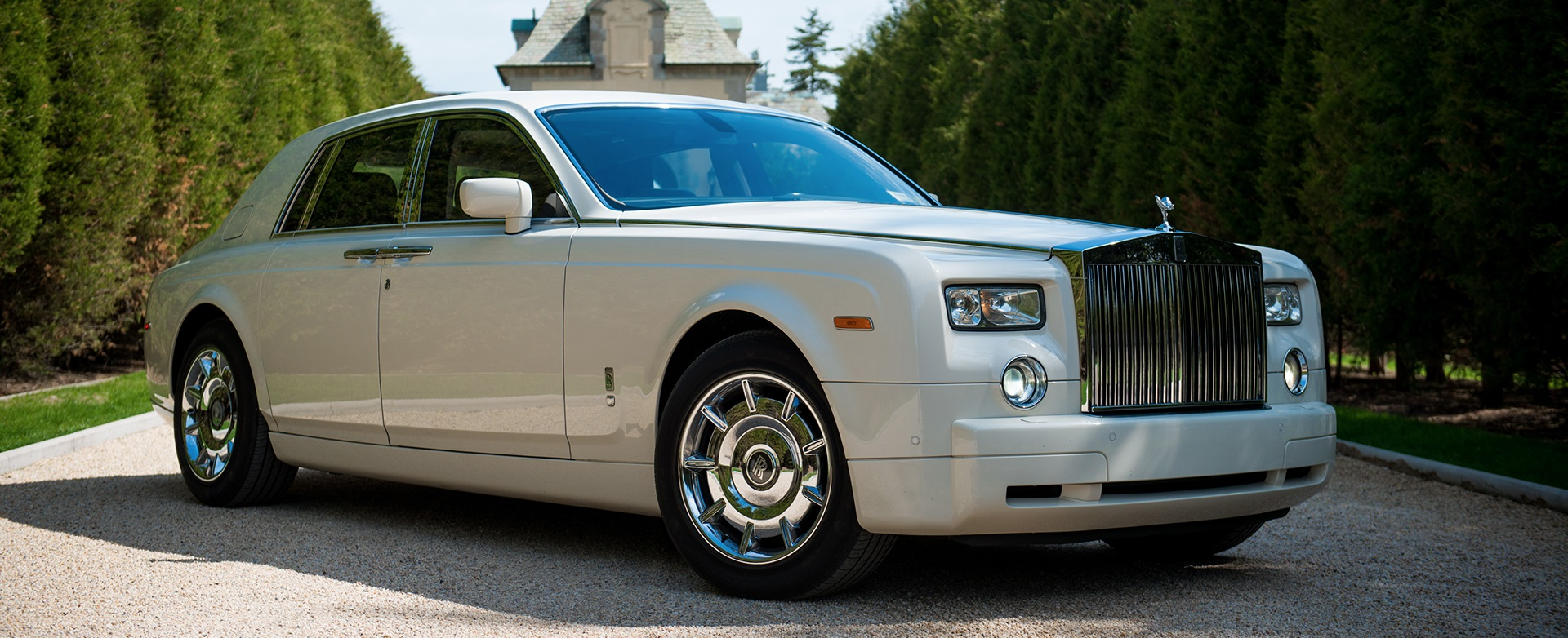 Rolls Royce Phantom V Luxury Car And Limo Service By All