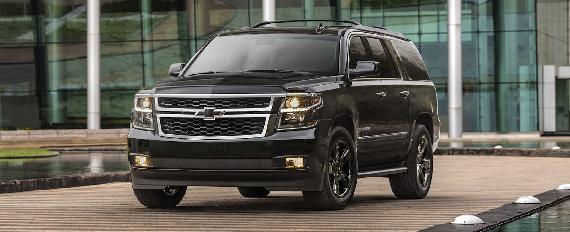 The New Chevy Suburban