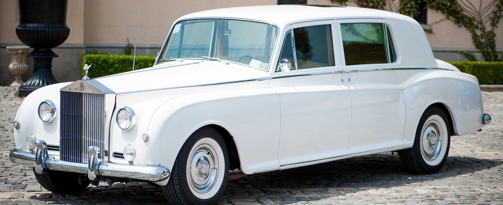 1962 Vintage Rolls Royce Phantom V Limo