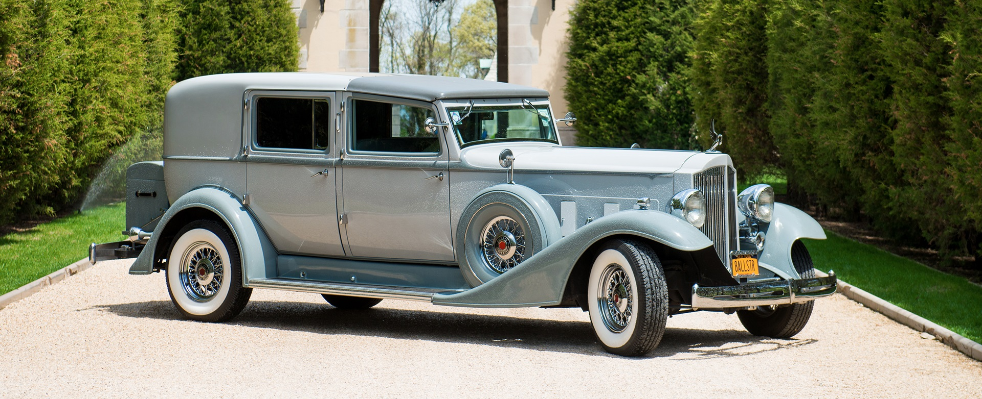 The 1933 Presidential Packard