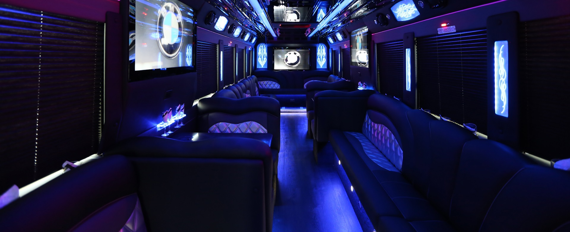 44 Passenger Party Bus