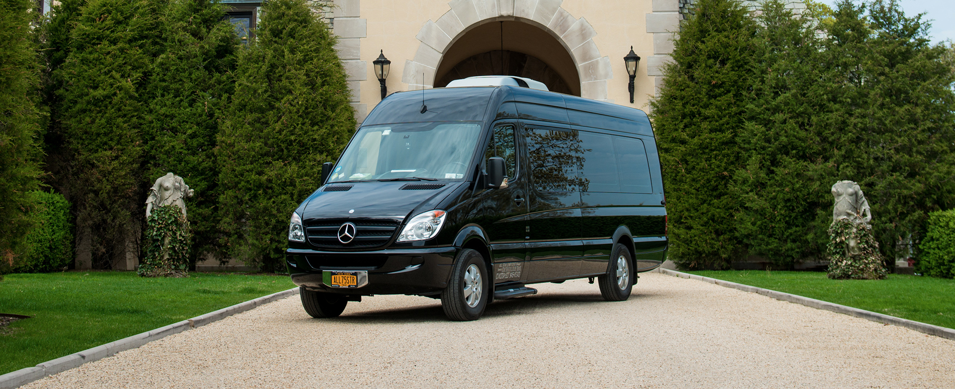"Mercedes Benz Deluxe ""G12"" Sprinter"