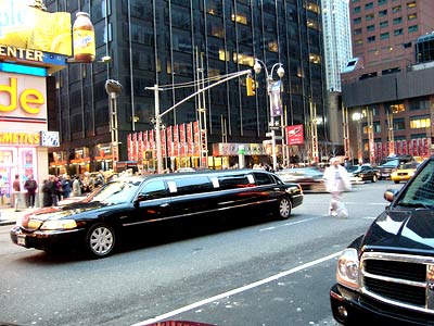 New York Limo Service is Always an Option